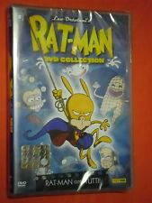 RAT-MAN-DVD COLLECTION sigillato-N°2-contro tutti- PANINI DI:LEO ORTOLANI RATMAN