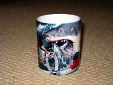 Jaws Chief Brodie Great Shark Attack Scene MUG