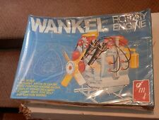 AMT WANKEL ROTARY ENGINE 1/4 SCALE VISIBLE MODEL CAR T575 new NIB rare sealed