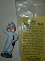 2004 Pete Fountain MARDI GRAS KING CAKE BABY NEW Haydel's