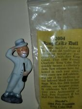 2004 Pete Fountain MARDI GRAS KING CAKE BABY NEW HAYDELS