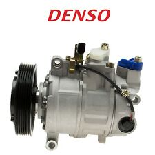 For Audi A6 Quattro 3.2l A/C Compressor w/ Clutch Denso 4F0 260 805 AF