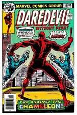 DAREDEVIL #134 (VF+) TORPEDO Cover Story Appearance! High Grade Bronze-Age! 1976