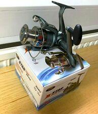 60764 Okuma Interceptor spod reel IT60 Fishing Reel avec Rechange Bobine Nouveau