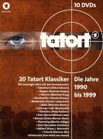 TATORT KLASSIKER - 90ER BOX 1-3 (1990-1999)  10 DVD NEU