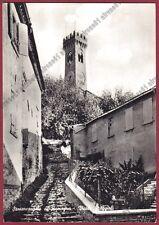 RIMINI SANTARCANGELO DI ROMAGNA 38 Cartolina viaggiata 1961 real photo