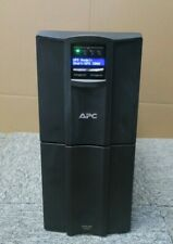 APC Smart-UPS 3000va 2700w Tower UPS LCD 230v smt3000i 8x c13 1x c19 ap9630