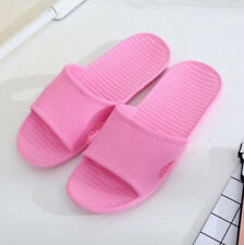 GB# Soft Summer Sports Beach Shower Sandals Home Bath Slippers Women Men Shoes