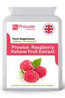 Raspberry Ketones Super Strength 60 Capsules 600mg UK Made - Prowise