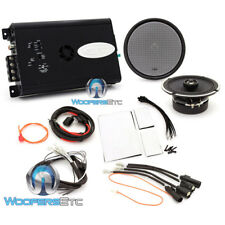 ARC AUDIO MPAK8 MOTORCYCLE HD 2014 UP KS125.2 AMPLIFIER WIRE MOTO602 SPEAKERS