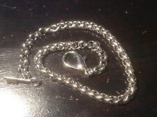 basket weave pocket watch chain