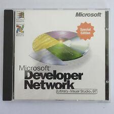 Microsoft Developer Network, Library-Visual Studio 97 Special Edition