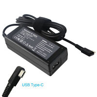 65W USB Type-C AC Adapter for Lenovo ThinkPad X1 Tablet T470 T480 T570 T580 TP25