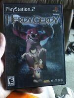 Herdy Gerdy (Sony Playstation 2 ps2) w/ Case