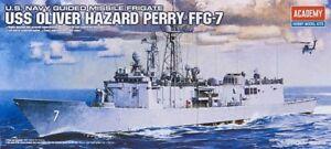 1/350 ACADEMY 14102; Oliver Hazard Perry FFG-07 / RAN Adelaide Class FFG