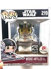 Star Wars Funko Pop Wedge Antilles Snowspeeder 40th Walgreens Exclusive #219