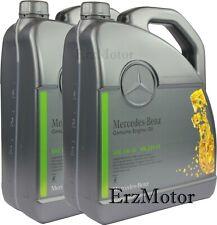 10 L Original Mercedes Benz Motoröl MB 229.52 5W-30 5W30 Motorenöl Engine Oil
