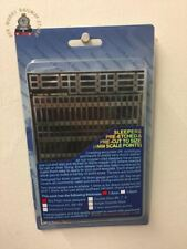 DCCconcepts ESP-TRACK1.6 Legacy OO Scale Pre-Etched Sleepers 1.6mm