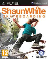Shaun White Skateboarding ~ PS3 (in Good Condition)