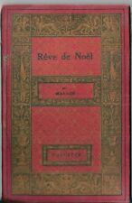 Rêve de Noël 1924 Jules Masson  Illustrations Enfantina