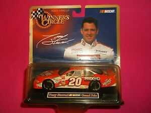 ROOKIE #20 TONY STEWART 1999 WINNER'S CIRCLE 1:43 NASCAR 1/43 SCALE Home Depot