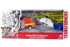 Transformers Protectobots Evac Squad Hot Spot Blades Action Figures Set