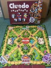 Cluedo Mysteries Board Game - 50 Detective Cases To Solve - Complete - FREE P&P