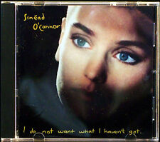 I Do Not Want What I Haven't Got by Sinead O'Connor (CD, Apr-1990, Chrysalis)