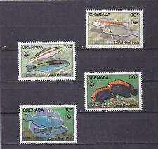 Grenada 1984 - MNH - Vissen/Fish/Fische (WWF / WNF)
