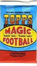 2010 Topps Magic NFL Football Autograph/Auto Guaranteed Factory Sealed Hot Pack