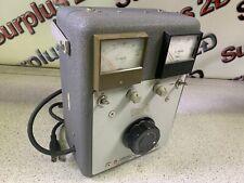 General Radio W10MT3A Variac Metered Autotransformer