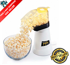 Presto 04820 PopLite Hot Air Popper Healthy Popcorn Home Maker, 18 Cups *New*