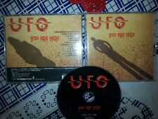CD UFO YOU ARE HERE