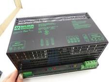 MURR Switch Mode Power Supply MPS40-3x400-500/24 Typ: 85069 (5593-2)