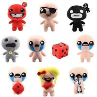 The Binding of Isaac Afterbirth Guppy Keeper Magdalene Cain Plush Toy Doll 12''