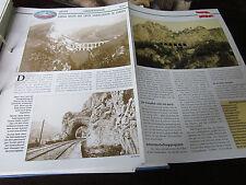Alpenbahnen Archiv Semmeringbahn 1854 Österreich