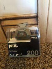 Petzl TACTIKKA Camo HYBRID CONCEPT Headlamp 200 Lumens New!!