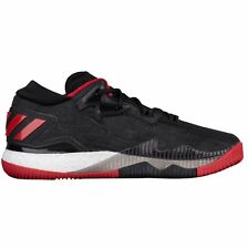 Adidas Crazylight Boost Low 2016 (Size 12.5) Men's AQ8279 Black / Red