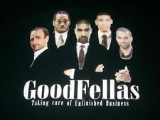 Goodfellas San Antonio SPURS NBA Tim Tony Manu Danny Black T-Shirt Mens 2XL used