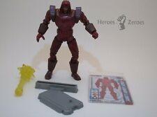 Marvel Iron Man 2 Comic Series #25 CRIMSON DYNAMO Figure with Accessories