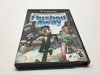 Flushed Away (Nintendo GameCube, 2006) Video Game Disc Only w/ Case TESTED