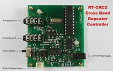 INNOTEK RT-CRC2 Cross Band Repeater Controller Module For ICOM Radio DIY