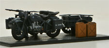 Atlas 1:24 Diecast BMW R75 Panzerfaust 30 Alloy car model motorcycle