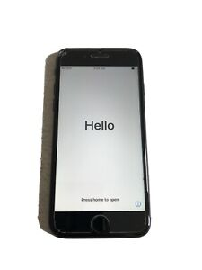 Apple iPhone 7 - 32GB - Schwarz (Ohne Simlock) A1778 (GSM)