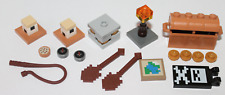 Lego Minecraft Mixed Accessories NEW!!!