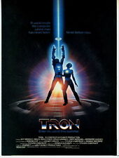 "11 TRON Legacy Disney Movie Art Print 14""x18"" Poster"