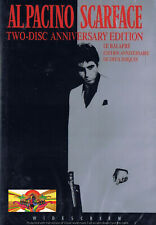 Thriller - Scarface - 20th Anniversary Edition (DVD, 2005) 2-Discs Al Pacino NEW