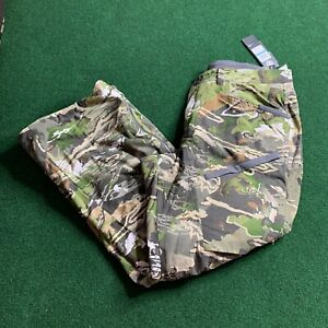 Under Armour Grit Storm Forest Scent Control Hunting Pants 1347443-940 Size 40