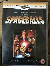 Mel Brooks John Candy SPACEBALLS ~ 1987 Sci-Fi Spoof: Rare 2-Disc Spec Ed UK DVD
