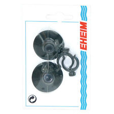 "EHEIM SUCTION CUPS WITH HOSE CLIP 594 TUBING 5/8"" 16MM FREE SHIPPING TO THE USA"